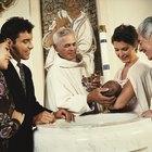 Italian christening traditions