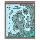 Como desenhar mapas de fantasia originais para sua obra de ficção