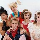 Cómo vestirse al estilo de los años 80 para chicas
