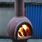 How to care for a clay chiminea