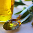 How to substitute olive oil for butter