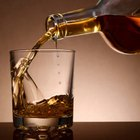 Difference between percent alcohol and proof
