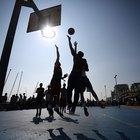 Basketball umpire U1 duties