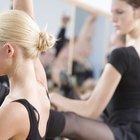 How high should a ballet bar be placed?
