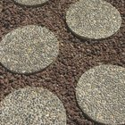 How to lay paving stones in gravel