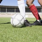 How to teach children to be more aggressive at football