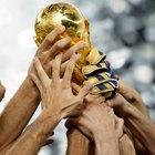 Países que ganharam Copas do Mundo de Futebol