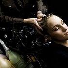 Cómo hacerse un baño de crema en el cabello