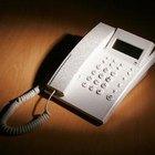 Como fazer uma extensão de linha de telefone