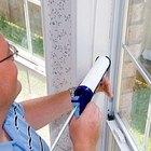 How to Fix a Drafty Window