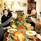 Cómo hacer un brindis en Acción de Gracias