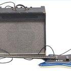 How to Fix a Blown Guitar Amplifier Speaker