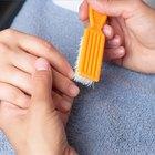 Cómo blanquear las uñas amarillas