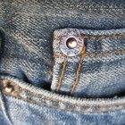 Cómo planchar los blue jeans