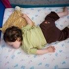 Cómo manejar el terror nocturno en niños pequeños