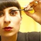 Como esconder um terçol com maquiagem
