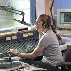 Cómo obtener un empleo en una estación de radio