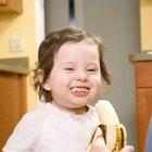 Cómo remover las manchas de banana