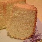 Cómo hacer una torta chiffon