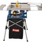 Cómo utilizar una sierra de mesa Ryobi