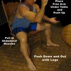 Como praticar queda de braço com alguém que tem o dobro de seu tamanho