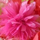 Cómo hacer flores chinas de papel