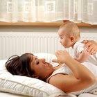 Cómo reducir el edema postparto