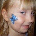 Como pintar os rostos de crianças