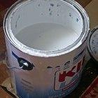 Cómo pintar luego de quitar un empapelado
