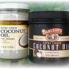 Cómo almacenar el aceite de coco