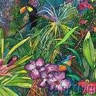 Acerca de las flores en la selva amazónica