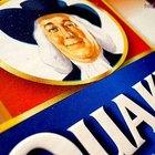 Cómo hacer una comida de avena Quaker
