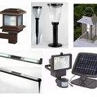 Cómo elegir las mejores luces solares para exteriores