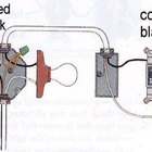 Cómo conectar varios accesorios de iluminación con un sólo interruptor