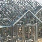 Construcción de casas de estructura metálica