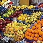 Como iniciar um negócio de banca de frutas