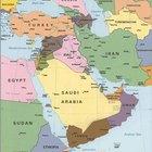 Información sobre Oriente Medio