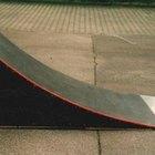 Como fazer rampas de skate
