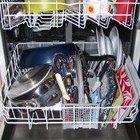 Cómo limpiar el interior de un lavavajillas