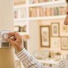 Cómo solucionar los inconvenientes de un termostato de interiores Honeywell