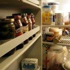 Cómo limpiar el moho de un refrigerador