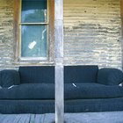 Cómo rellenar un sofá