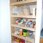 Cómo construir una alacena de cocina