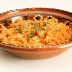 Cómo cocinar arroz rojo