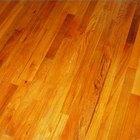 Como remover o verniz de um piso de madeira