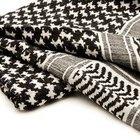 Como amarrar o lenço árabe de cabeça