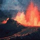 ¿Qué pasa después de que un volcán hace erupción?