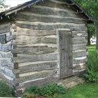 Cómo construir tú mismo una cabaña de troncos