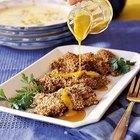 Cómo preparar salsa de mostaza al curry