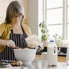 Cómo reemplazar el polvo de hornear de las recetas